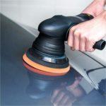 SPTA polisseuse lustreuse pour voiture spécial zones d'accès difficile 500W 1800-4800