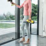 Kärcher Nettoyeur de vitre et fenêtres WV 5 Premium - 2 nettoyage baies vitrées