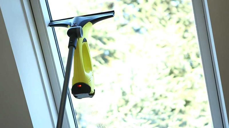 nettoyeur vitres bras télescopique