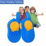 KOMVOX Talkie Walkie Enfants, Jeu Educatif Enfant 3-6 Ans-1