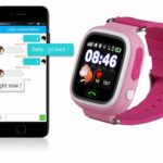 UKXHY Smartwatch montre GPS traceur pour enfants : la plus fonctionnelle