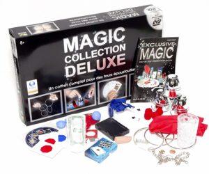 Smir - Jeu de Societe - Coffret Luxe Magie + DVD