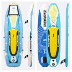 Planche convertible SUP/kayak gonflable Evolution – Aqua Marina