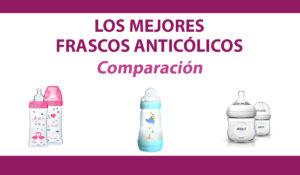 Comparación frascos anticólicos