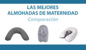 comparacion almohadas maternidad