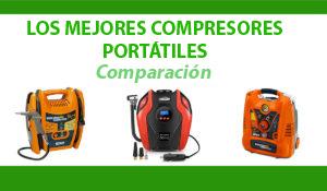 comparacion compresores portátiles