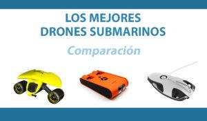 comparacion drones submarinos
