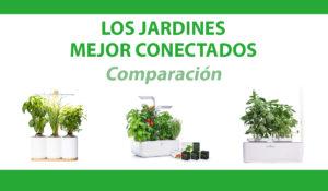 comparacion jardines conectados