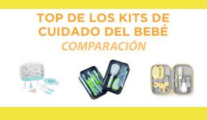 comparacion kits cuidado bebé
