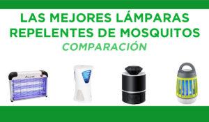 comparacion lampara repelentes moquitos