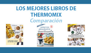 comparacion libros thermomix