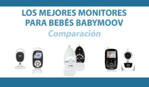 comparacion monitores bebés Babymoov