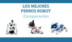 comparacion perros robot