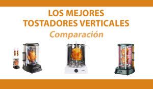 comparacion tostadores verticales