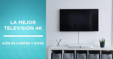 mejor televisión 4k