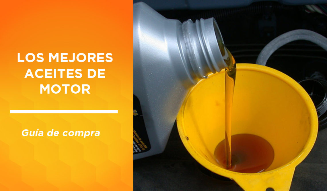 mejores aceites motor