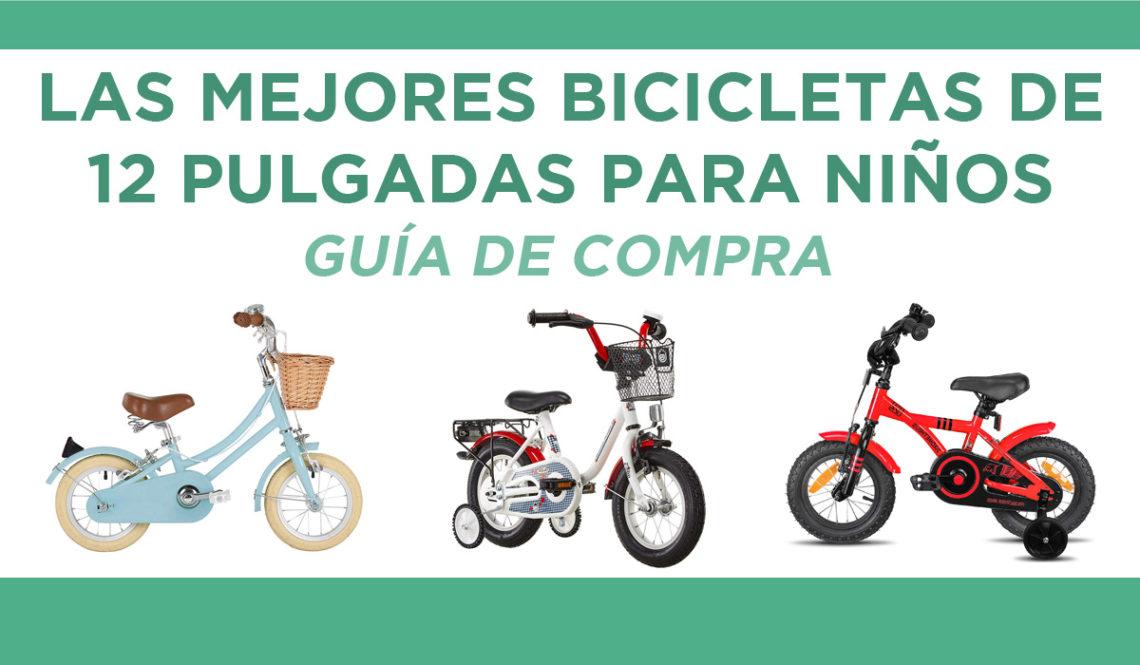 mejores bicicletas niños