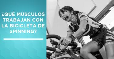músculos bicicleta spinning
